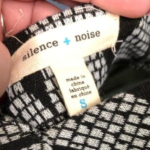 silence + noise Dresses - Silence & Noise | Aztec Midi Dress